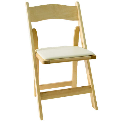 Our American Classic Wood Folding Chair - Set of 4 - Natural Wood is on sale now.