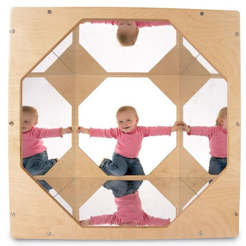 Our Distortion Free Acrylic Mirrored Reflecting Cube is on sale now.