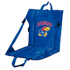 University of Kansas Team Logo Bi-Fold Stadium Seat