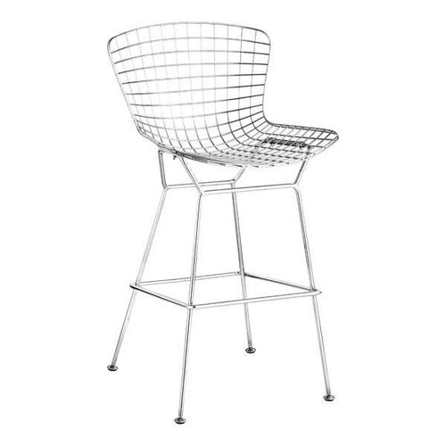 Wire Bar Chair in Chrome