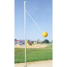 Inground Tetherball Pole and Ground Sleeve
