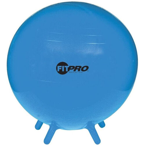 Our 55 cm. FitPro Balls with Stability Legs in Blue is on sale now.
