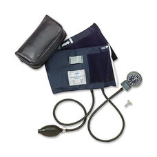Medline Handheld Aneroid Sphygmomanometer - Large Adult