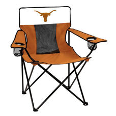 University of Texas Team Logo Elite Folding Chair
