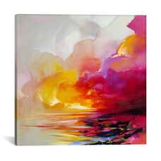 Magenta Shade by Scott Naismith Gallery Wrapped Canvas Artwork