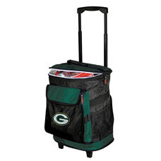 Green Bay Packers Team Logo Rolling Cooler