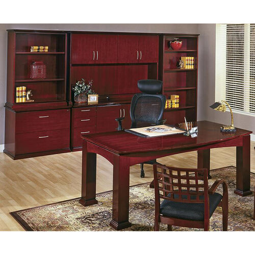 Our OSP Furniture Mendocino Hardwood Veneer Table Executive Suite is on sale now.