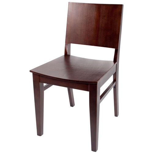 Our Dover Classic Walnut Wood Chair - Wood Seat is on sale now.