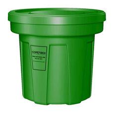 22 Gallon Cobra Food Grade/General Use Trash Can - Green