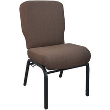 Advantage Signature Elite Java Church Chair - 20 in. Wide