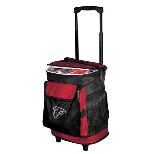 Our Atlanta Falcons Team Logo Rolling Cooler is on sale now.
