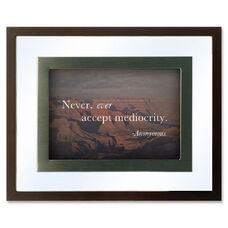 DAX Nature Quotes Motivational Prints Frame