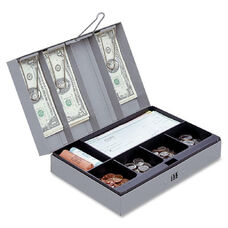 Sparco Steel Combination Lock Steel Cash Box