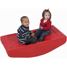 Two-in-One Plastic Rocker/Bridge