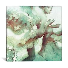 Flood by Anna Dittmann Gallery Wrapped Canvas Artwork