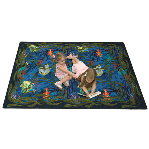 Our Under the Sea Rug is on sale now.