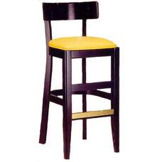 1950 Bar Stool w/ Upholstered Seat - Grade 1