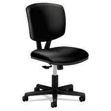 HON® Volt Series Task Chair with Synchro-Tilt - Black Leather