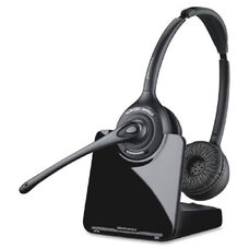 Plantronics Cs500 Over-The-Head Binaural System