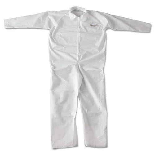 Our KleenGuard A20 Breathable Particle-Pro Coveralls - Zip - 2XL - White - 24/Carton is on sale now.