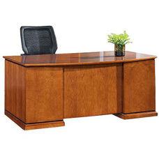 OSP Furniture Mendocino Hardwood Veneer 72