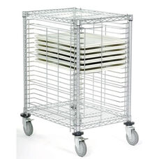 Chrome Side Load Tray Truck - 18