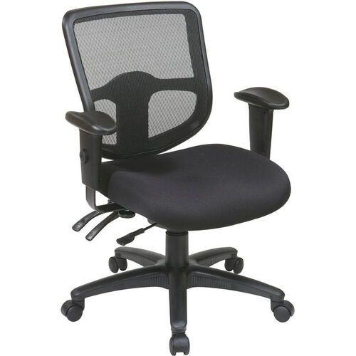 Our Pro-Line II ProGrid® Ergonomic Task Chair with ProGrid Mesh Back and Adjustable Arms - Black is on sale now.