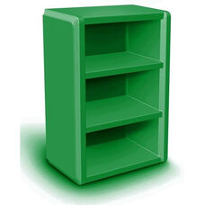 Endurance Rotationally Molded Open Chest - Green