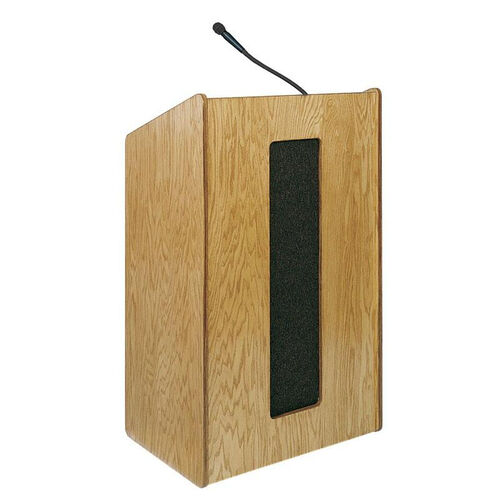 Our 1743 Premiere Amplified Lectern - 27.5