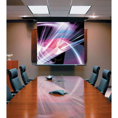 Our Aristocrat Electronically Operated Projection Screen - 84