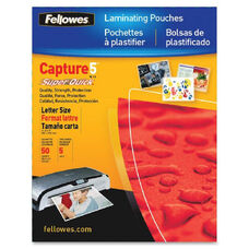 Fellowes Laminating Pouches - Pack Of 100