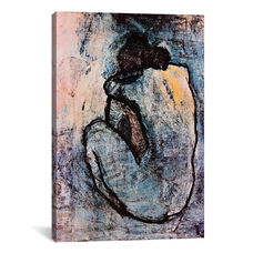 Blue Nude by Pablo Picasso Gallery Wrapped Canvas Artwork - 26