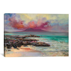 Harris Rocks by Scott Naismith Gallery Wrapped Canvas Artwork