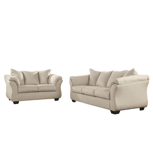 Our Signature Design by Ashley Darcy Living Room Set in Fabric is on sale now.