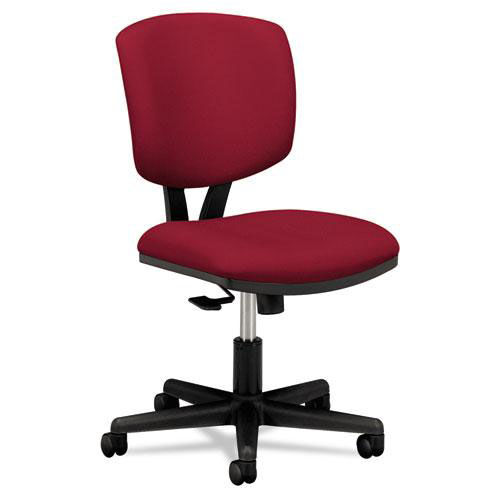 Our HON® Volt Series Task Chair with Synchro-Tilt - Crimson Fabric is on sale now.