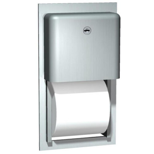 Our Profile Recessed Dual Roll Toilet Tissue Dispenser is on sale now.