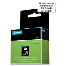Dymo Hanging File Tab Inserts - Pack Of 260
