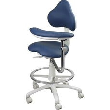 EGF-9100 Series - Assistant Stool with Seamless Upholstery