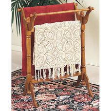Blanket Rack - Nostalgic Oak