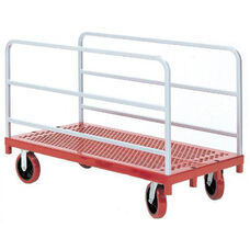 Heavy Duty Steel Frame Panel Mover with 2 Uprights - 30