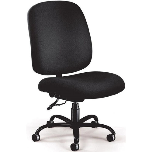 Our Big & Tall Task Chair - Black is on sale now.