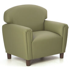 Just Like Home Enviro-Child Preschool Size Chair - Sage - 26