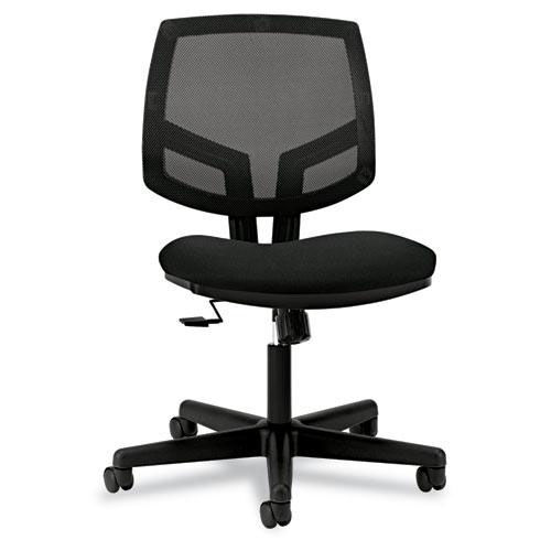 Our HON® Volt Series Mesh Back Task Chair with Synchro-Tilt - Black Fabric is on sale now.