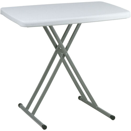 Our Work Smart Multi Purpose Adjustable Height Personal Tray Table - Set of 4 is on sale now.