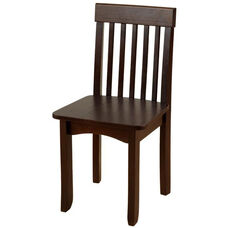 Avalon Classic Style Solid Wood Kids Chair - Espresso