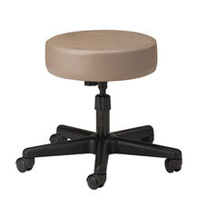 5-Leg Spin Lift Stool - Screw Height Adjustment