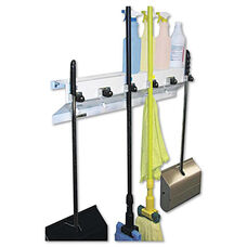 Ex-Cell The Clincher Mop & Broom Holder - 34
