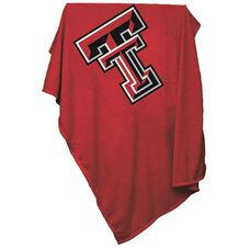 Texas Tech University Team Logo Sweatshirt Blanket