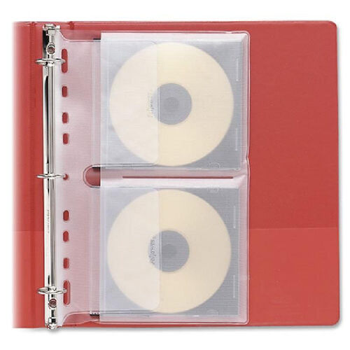 Our Fellowes Loose-Leaf Cd, Dvd Binder Sheets - Pack Of 10 is on sale now.