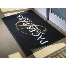 Waterhog Logo Inlay Floor Mat 6